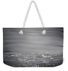 Cloudy Waves 7 Weekender Tote Bag