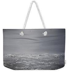 Cloudy Waves 8 Weekender Tote Bag