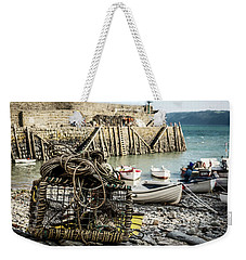 Clovelly Crab Trap Weekender Tote Bag