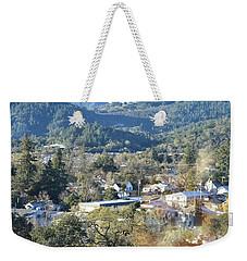 Cloverdale Weekender Tote Bag
