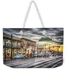Clovis California Weekender Tote Bag
