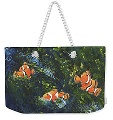Clowning Around Weekender Tote Bag