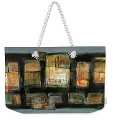 Club Weekender Tote Bag by Behzad Sohrabi