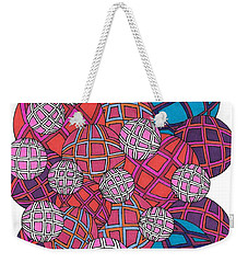 Cluster Of Spheres Weekender Tote Bag