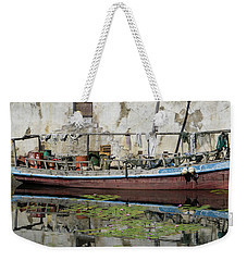 The Cluttered Craft Weekender Tote Bag