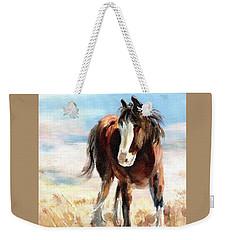 Clydesdale Foal Weekender Tote Bag