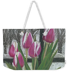 C'mon Spring Weekender Tote Bag