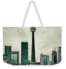 Cn Tower Weekender Tote Bag
