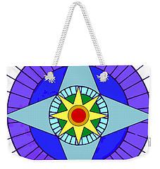 Co-ra Soul Portrait Weekender Tote Bag