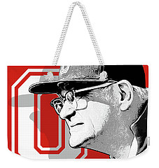 Coach Woody Hayes Weekender Tote Bag