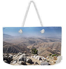 Coachella Valley Weekender Tote Bag