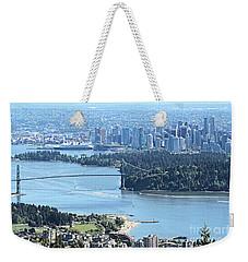Coal Harbour Weekender Tote Bag
