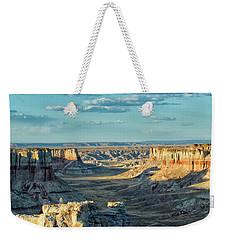 Coal Mine Canyon Weekender Tote Bag