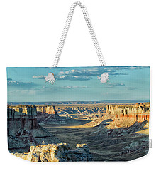 Coal Mine Canyon Weekender Tote Bag by Tom Kelly