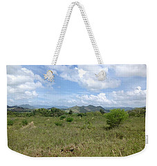 Coamo Mountains Weekender Tote Bag