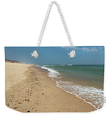 Coast Guard Beach Cape Cod Weekender Tote Bag