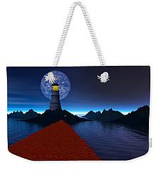 Coast Weekender Tote Bag by Mark Blauhoefer