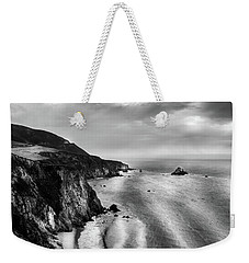 Coast Of Cali Weekender Tote Bag