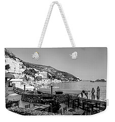 Coast Of Dubrovnik Weekender Tote Bag