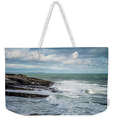 Coast Off The Hook Lighthouse Weekender Tote Bag