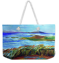 Coastal Winds Weekender Tote Bag