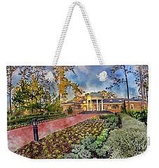 Coastal Carolina University Digital Watercolor Weekender Tote Bag