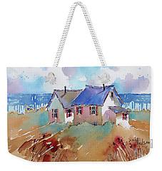 Coastal Charm Weekender Tote Bag