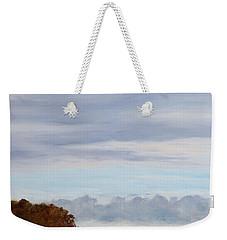 Coastal Clouds Weekender Tote Bag