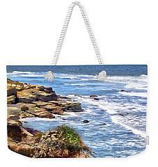 Coastal Dream Weekender Tote Bag
