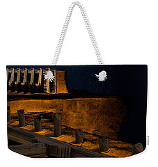 Coastal Embankment Weekender Tote Bag