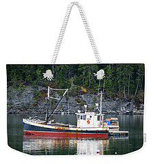 Coastal Maine  Weekender Tote Bag