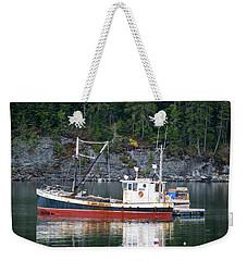 Coastal Maine  Weekender Tote Bag