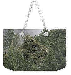 Coastal Mountain Landscape Weekender Tote Bag