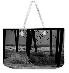 Coastal Movements Weekender Tote Bag
