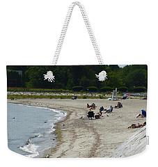 Coastal Retreat Weekender Tote Bag