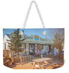 Coastal Roasters Weekender Tote Bag