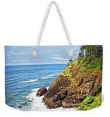 Coastal View From North Head Weekender Tote Bag