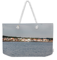 Coastline At Molle In Sweden Weekender Tote Bag