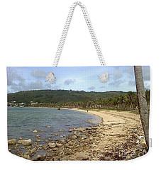Coastline In Guam II Weekender Tote Bag