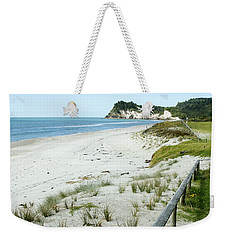 Coastline Nz Weekender Tote Bag