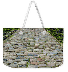 Cobbled Causeway Weekender Tote Bag