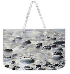 Cobbles In The Mist Weekender Tote Bag