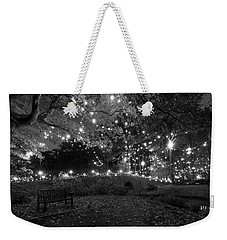 Cobblestone Bridge In December Weekender Tote Bag