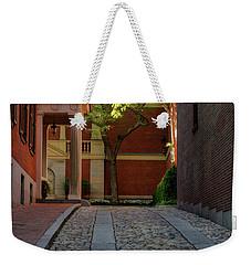 Cobblestone Drive Weekender Tote Bag