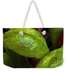 Cobra Lily Love Weekender Tote Bag by Suzy Piatt
