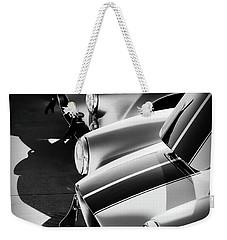 Cobra Pit Weekender Tote Bag by Douglas Pittman