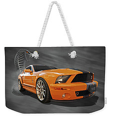 Cobra Power - Shelby Gt500 Mustang Weekender Tote Bag