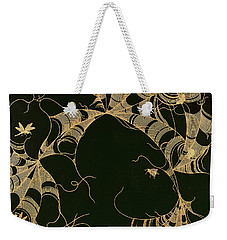 Cobwebs And Insects Weekender Tote Bag