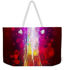 Weekender Tote Bag featuring the photograph Coca-cola Dream Big by James Sage