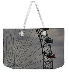 Coca Cola London Eye Weekender Tote Bag